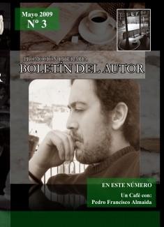 Boletín del Autor nº3