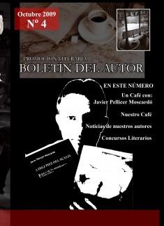 Boletín del Autor nº4