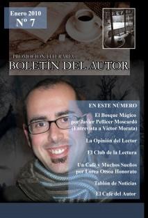 Boletín del Autor nº7 (El bosque mágico)