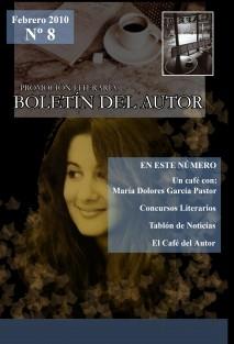 Boletín del Autor nº8
