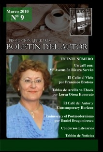 Boletín del Autor nº9