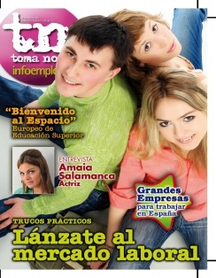 Nº 20 Revista Toma Nota Infoempleo.com