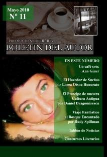 Boletín del Autor nº11