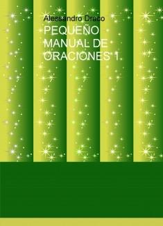 PEQUEÑO MANUAL DE ORACIONES 1
