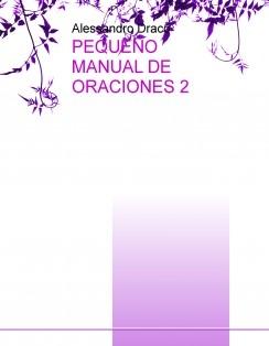 PEQUEÑO MANUAL DE ORACIONES 2