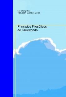 Principios Filosóficos de Taekwondo