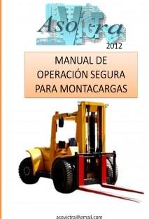Manual Operacion Segura de Montacargas