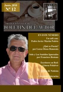 Boletín del Autor nº12