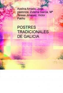 POSTRES TRADICIONALES DE GALICIA