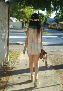 De paseo en Ayacucho