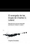 El evangelio de las brujas de Charles G. Leland