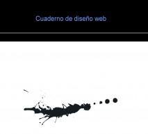 Cuaderno de diseño web