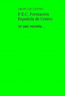 F.E.C. Formación Española de Centro