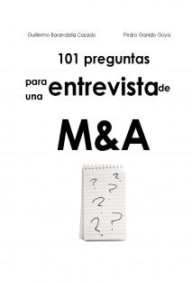 101 preguntas para una entrevista de M&A