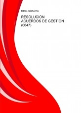 RESOLUCION ACUERDOS DE GESTION (0647)
