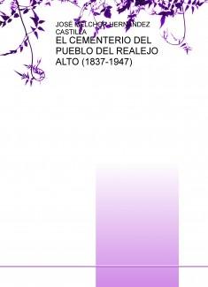 EL CEMENTERIO DEL PUEBLO DEL REALEJO ALTO (1837-1947)