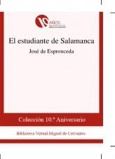 Libro El estudiante de Salamanca, autor Biblioteca Miguel de Cervantes
