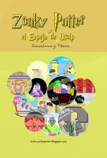 Zanky Potter y el Espejo de Otalp