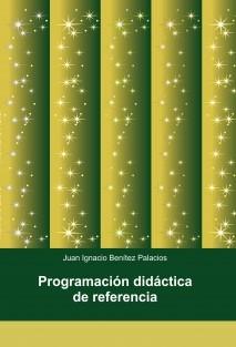 Programación didáctica de referencia