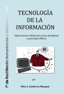 """Informática 1º de Bachillerato """"Humanidades y ciencias sociales"""""""