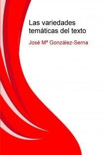 Las variedades temáticas del texto