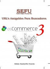 Libro URL's Amigables para osCommerce v3, autor marketing