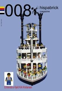 Hispabrick Magazine 008 Edición Española