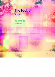 The book of love, mi libro de poesias.