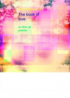 The book of love, mi libro de poesias.