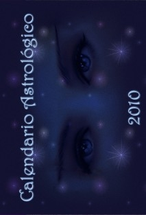Calendario astrológico ilustrado 2010
