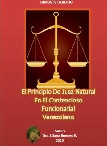EL PRINCIPIO DE JUEZ NATURAL Y EL CONTENCIOSO FUNCIONARIAL