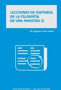 LECCIONES DE HISTORIA DE LA FILOSOFÍA DE UNA MAESTRA II