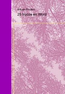 25 trucos en Word