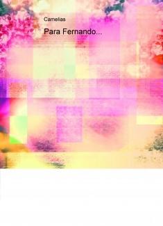 Para Fernando...