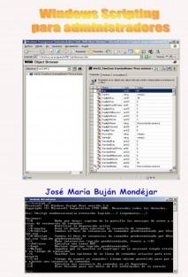 Windows Scripting para administradores