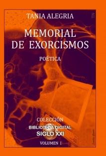 MEMORIAL DE EXORCISMOS