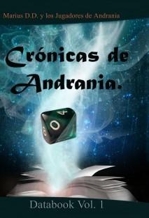 Crónicas de Andrania. databook Vol 1.