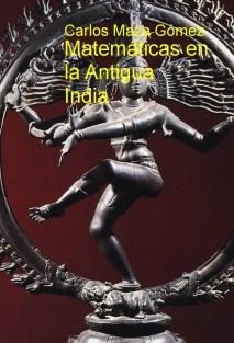 Matemáticas en la Antigua India