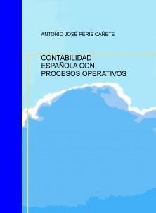 CONTABILIDAD ESPAÑOLA CON PROCESOS OPERATIVOS