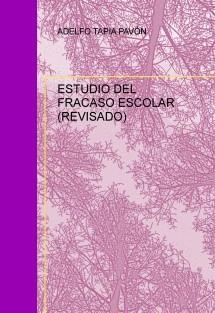 ESTUDIO DEL FRACASO ESCOLAR (REVISADO)