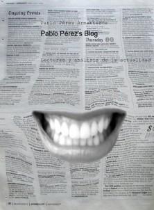 Pablo Pérez's Blog