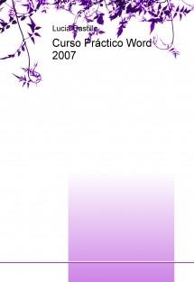 Curso Práctico Word 2007
