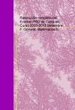 Resolución completa del Examen PAU de Canarias. Curso 2009-2010 Setiembre. F. General. Matemática II.