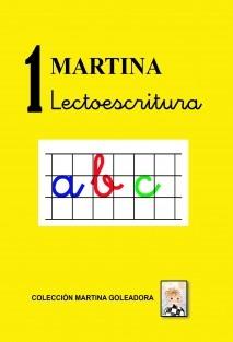 1. MARTINA Lectoescritura