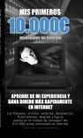 Mis primeros 10000 euros mensuales en Internet