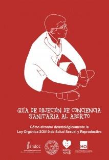 Guía de objeción de conciencia sanitaria al aborto.