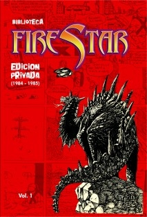 Biblioteca FireStar Comics Vol.1 Edición Particular