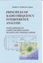 Libro Principles of RF interference Analysis with emphasis on computer simulations..., autor Benito Octavio Gutiérrez Luaces