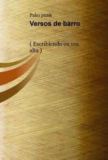 VERSOS DE BARRO