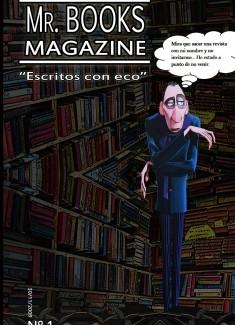 Mr Books Magazine - Nº1